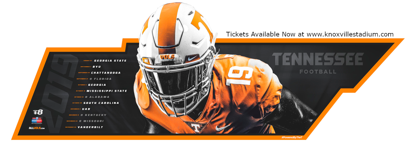 Tennessee Volunteers schedule
