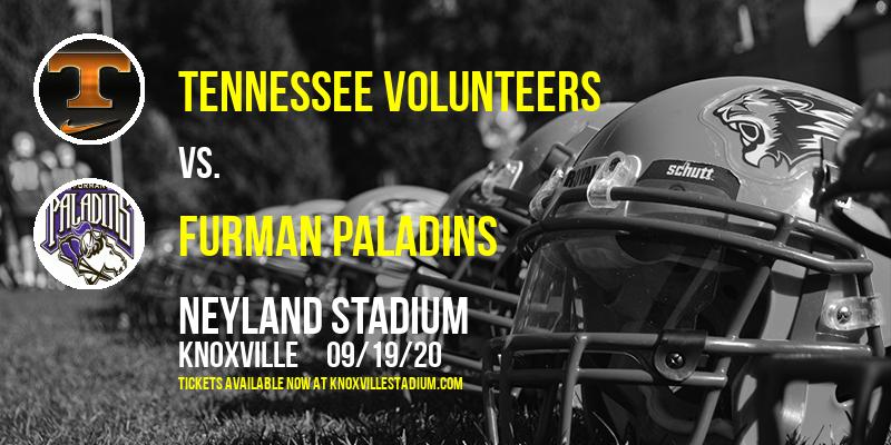 Tennessee Volunteers vs. Furman Paladins at Neyland Stadium