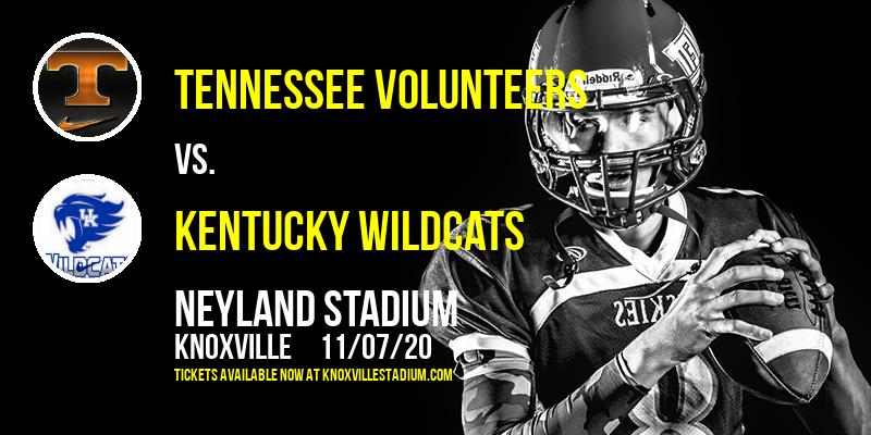 Tennessee Volunteers vs. Kentucky Wildcats at Neyland Stadium
