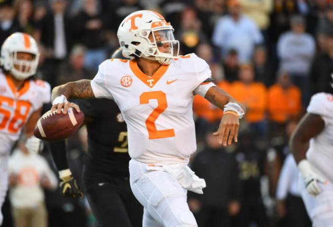 PARKING: Tennessee Volunteers vs. Georgia State Panthers at Neyland Stadium
