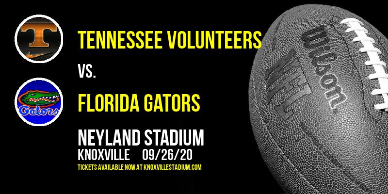Tennessee Volunteers vs. Florida Gators at Neyland Stadium