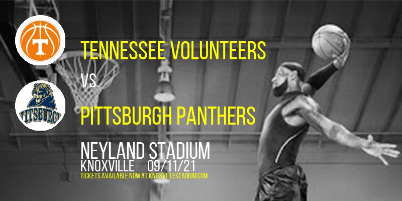 Tennessee Volunteers vs. Pittsburgh Panthers at Neyland Stadium