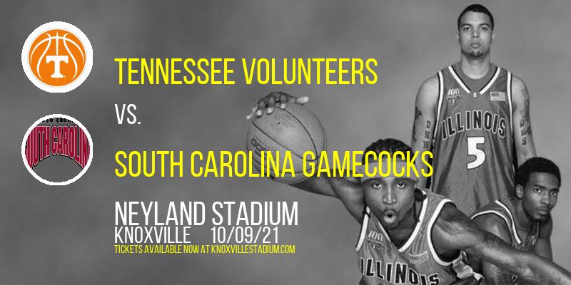 Tennessee Volunteers vs. South Carolina Gamecocks at Neyland Stadium