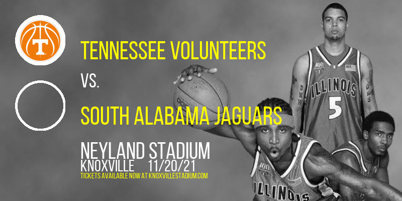 Tennessee Volunteers vs. South Alabama Jaguars at Neyland Stadium
